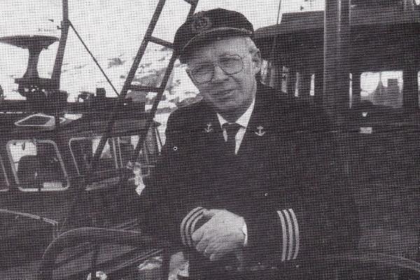 Alf Aronssons sista arbetsdag 1994